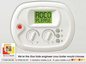 ADCO Gas Engineers Facebook Advert Chester