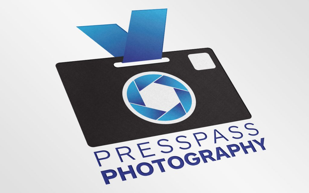 Presspass Photography Logo