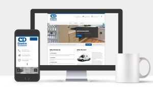 Creative Developments & Property Maintenance Website Design