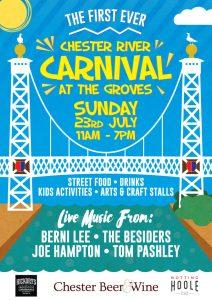 Chester Carnival Poster